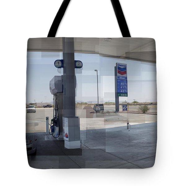 Tacna Gas Tote Bag