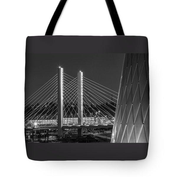 Tacoma Smelter Tote Bag