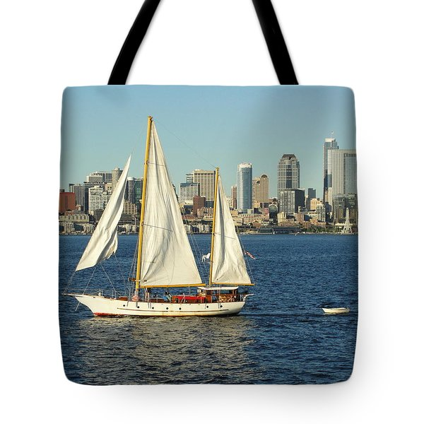 Tote Bag featuring the photograph Mind If I Tag Along by Natalie Ortiz