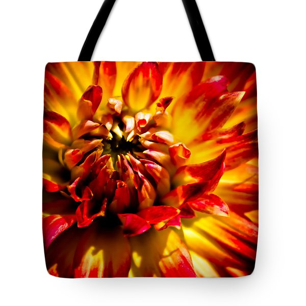 Tahiti Sunrise Tote Bag