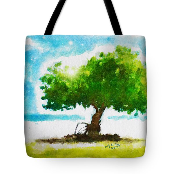 Summer Magic Tote Bag