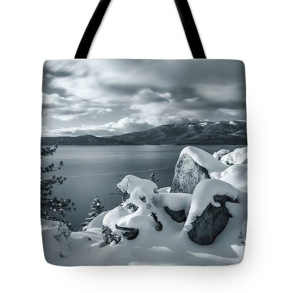 Tahoe Wonderland Tote Bag