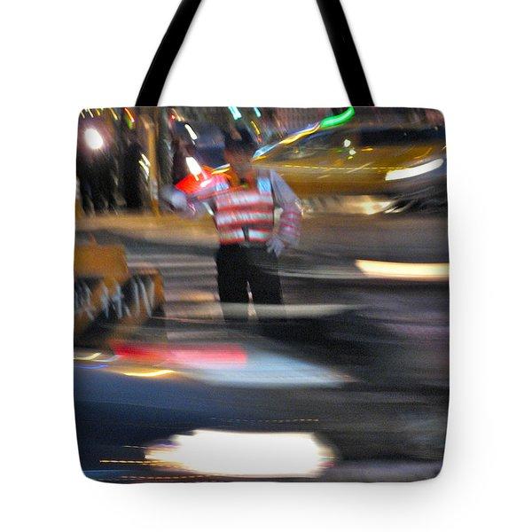 Taipei Traffic Tote Bag