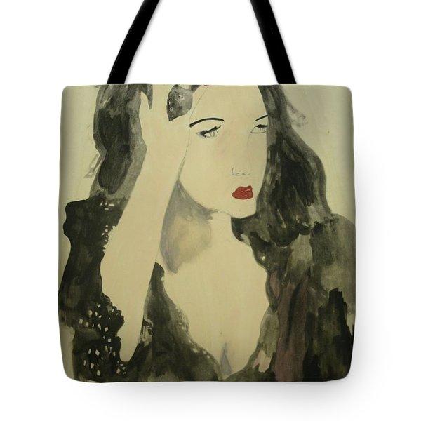 Tairrie Tote Bag