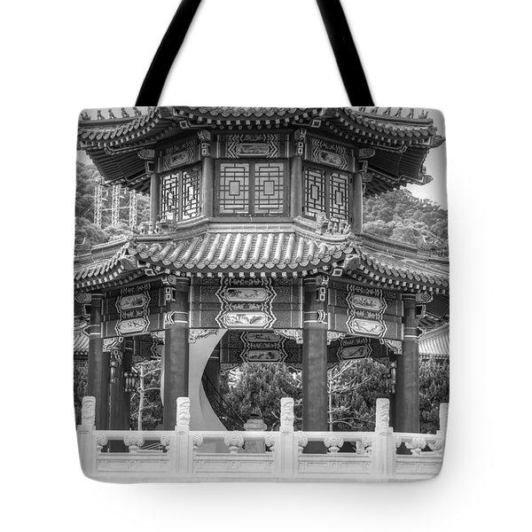 Taiwan Gazebo Tote Bag