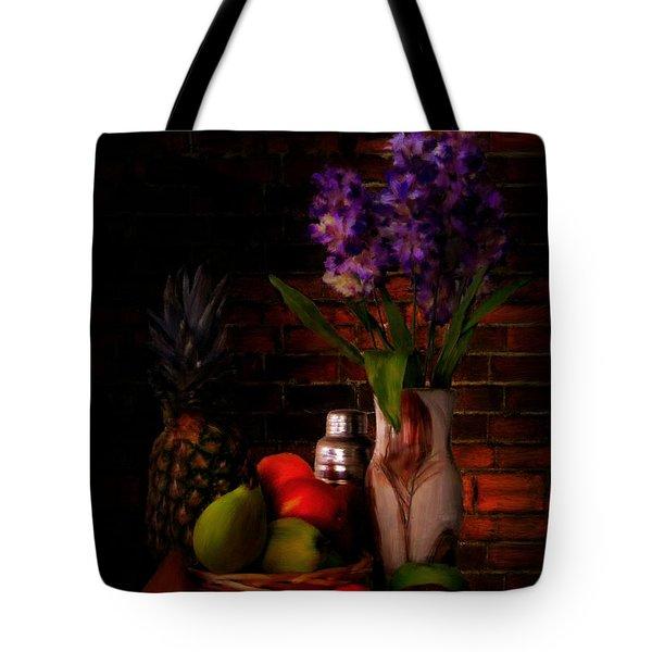 Take A Break Tote Bag by Lourry Legarde