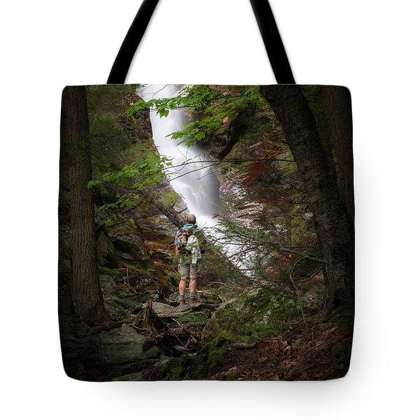 Take A Hike Tote Bag by Bill Wakeley