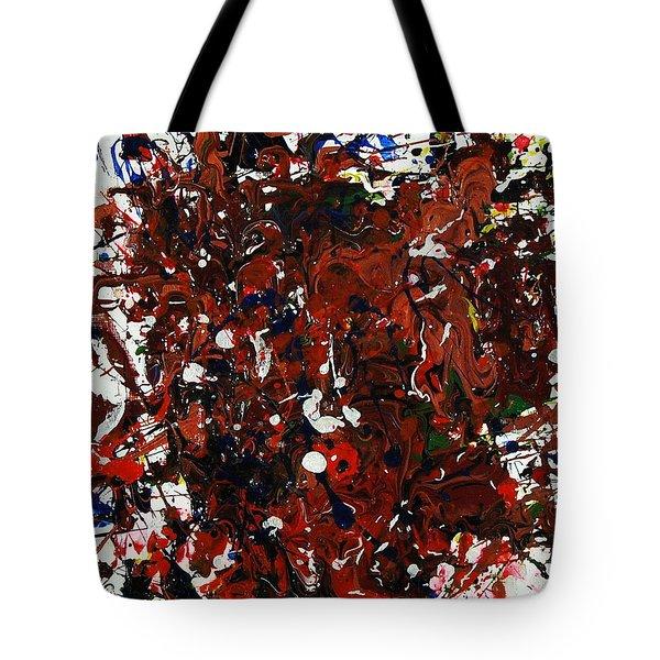 Take Five Tote Bag