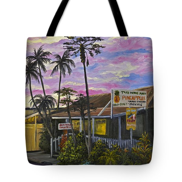 Take Home Maui Tote Bag