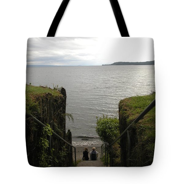 Take In The View Tote Bag