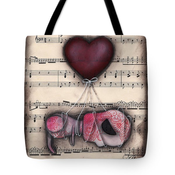 Take Me Away- Driftin  Tote Bag