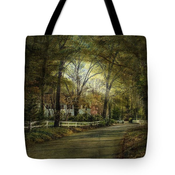 Tote Bag featuring the photograph Take Me Home by John Rivera