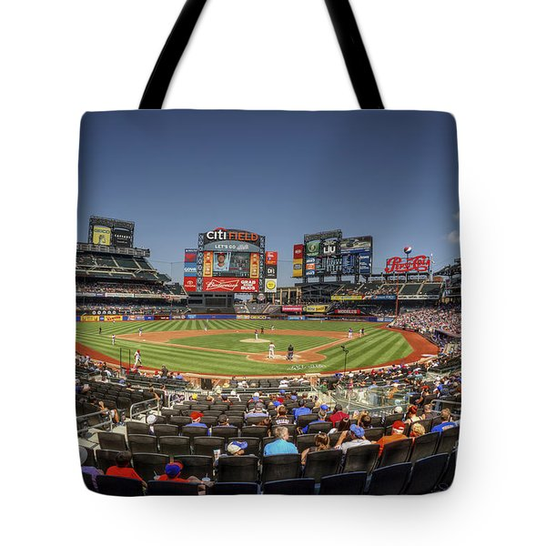 Take Me Out To The Ballgame Tote Bag