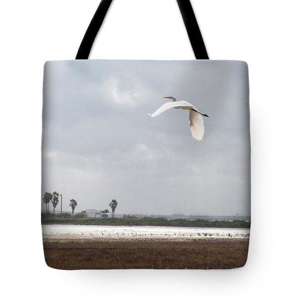 Tote Bag featuring the photograph Take Off by Erika Weber
