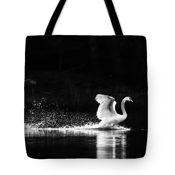 Take Off Tote Bag by Rose-Maries Pictures
