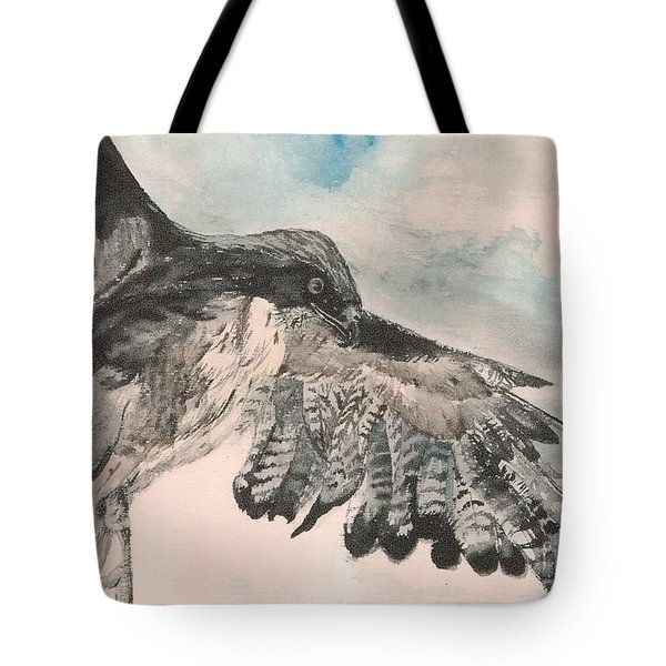 Take Wing Tote Bag