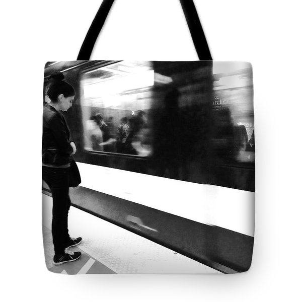 Take Your Time Tote Bag