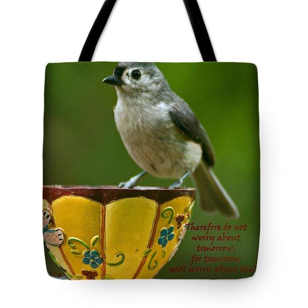 Taken Care Of Tote Bag