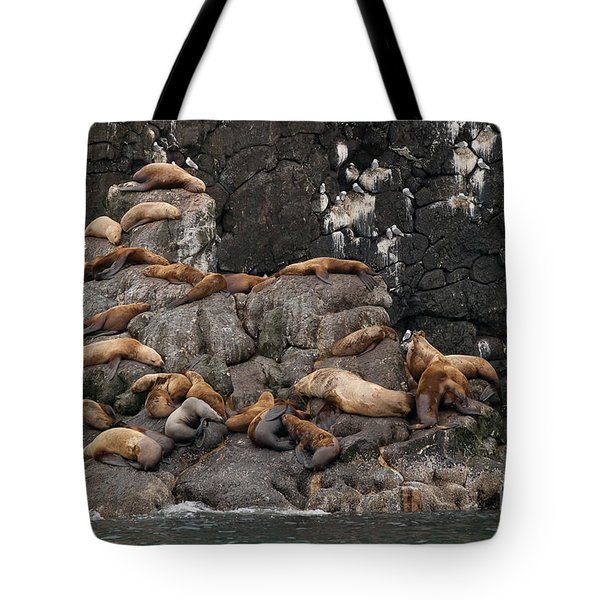 Takin' It Easy Tote Bag