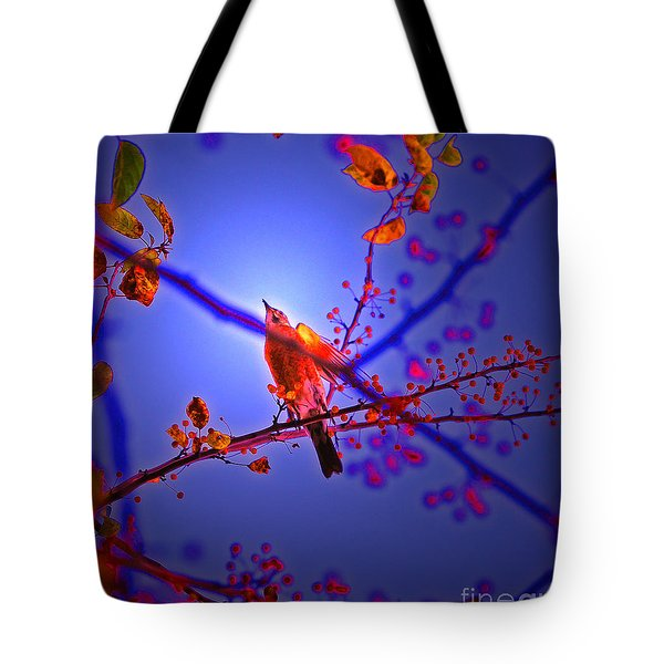 Taking Flight By Jrr Tote Bag by First Star Art