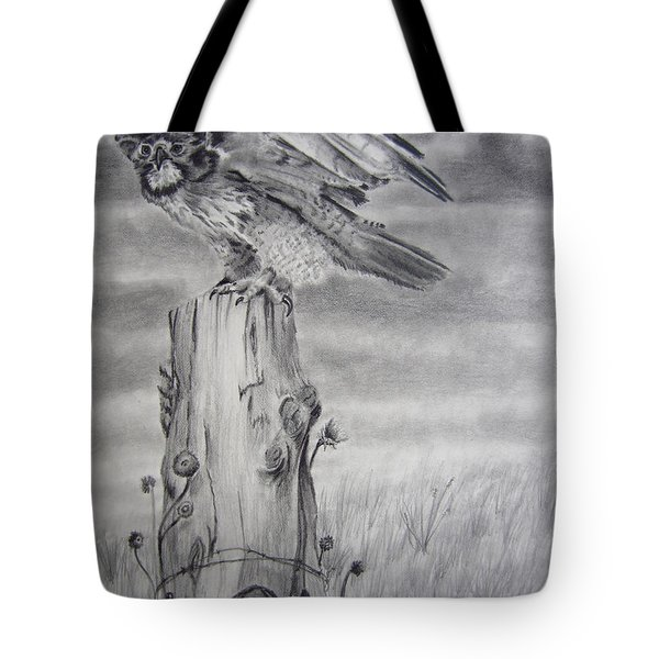 Taking Flight Tote Bag by Laurianna Taylor