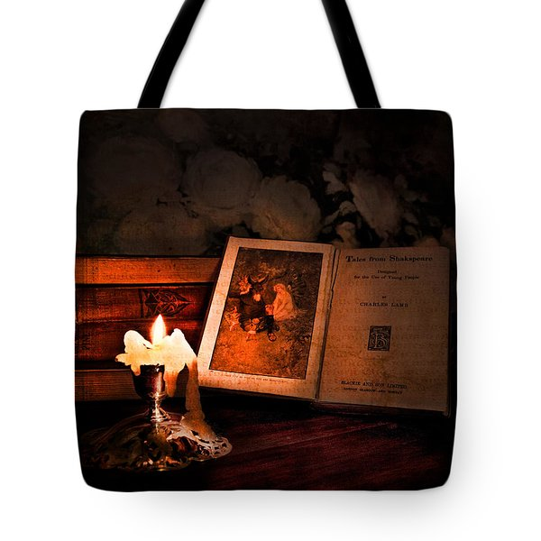 Tales From Shakespeare Tote Bag by Theresa Tahara