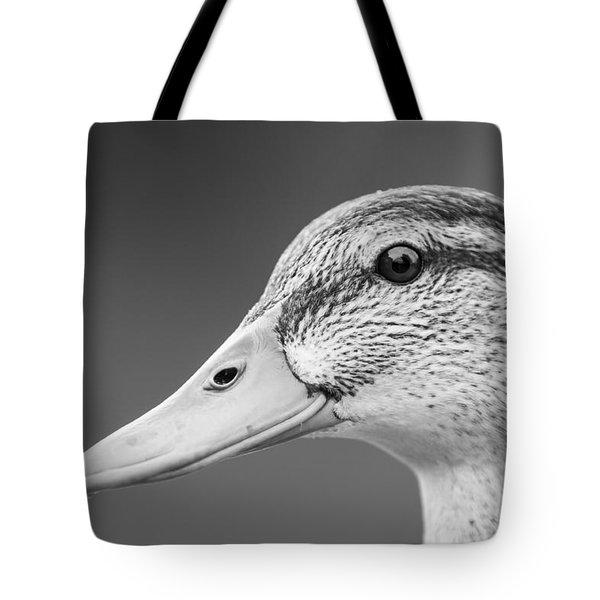 Talk Like A Duck Tote Bag