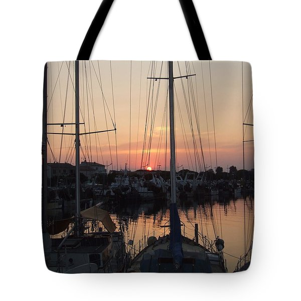 Tall Ships Tote Bag