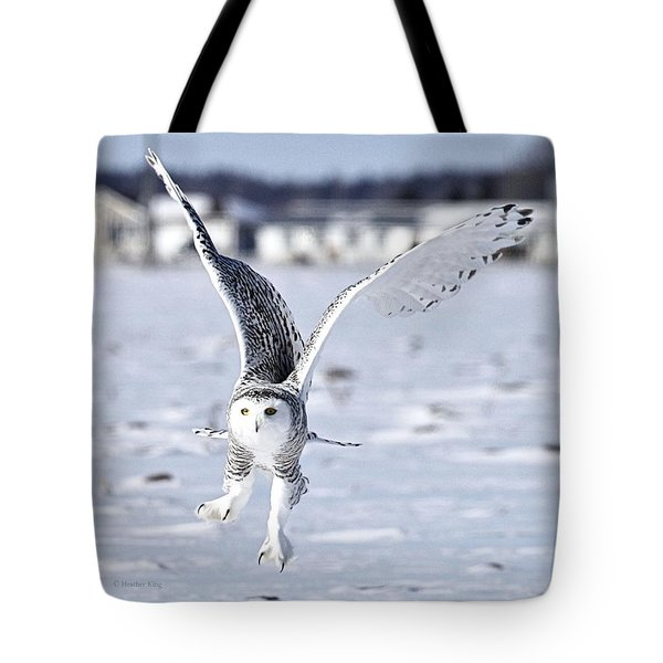 Talonted Tote Bag by Heather King