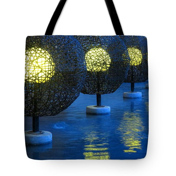 Tamarindo Reflections Tote Bag