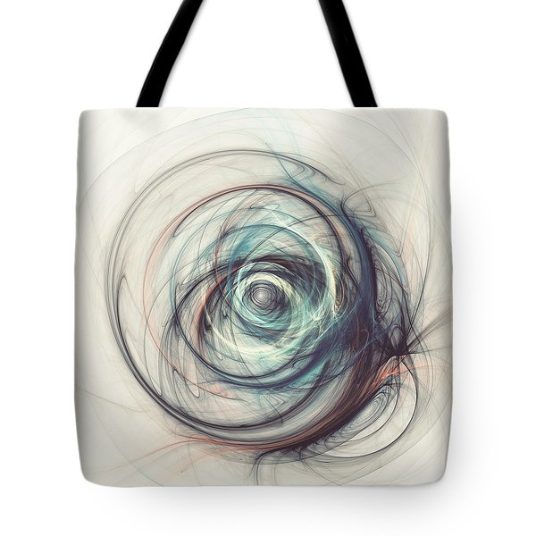 Tamed Power Tote Bag