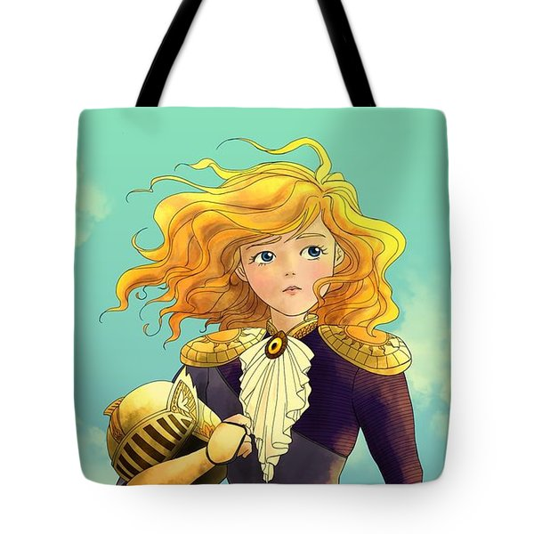 Tammy Wurtherington 1883 Color Portrait Tote Bag