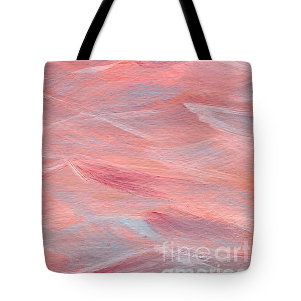 Tangerine Dream Tote Bag by Heather  Hiland