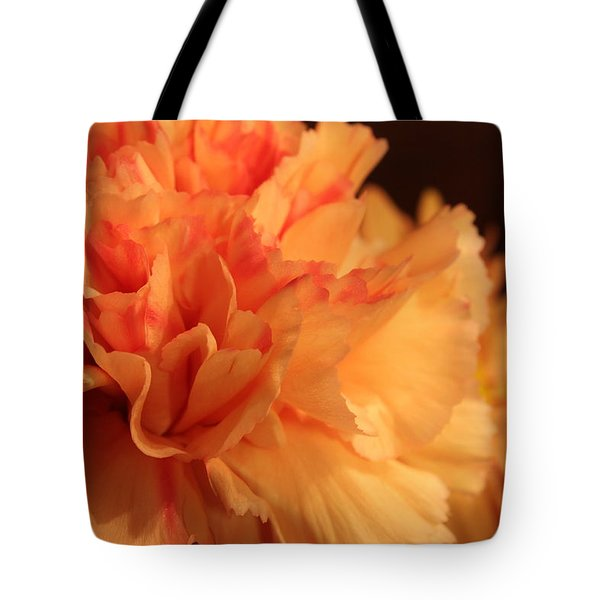 Tangerine Dreams Tote Bag