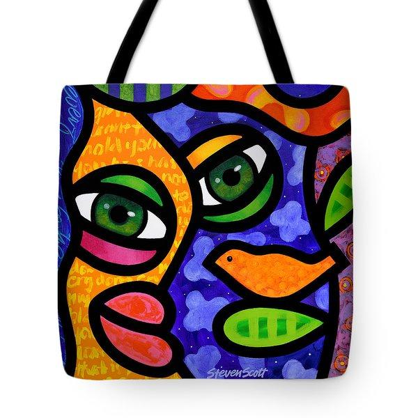 Tangier Tote Bag
