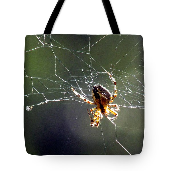 Tangled Web Tote Bag
