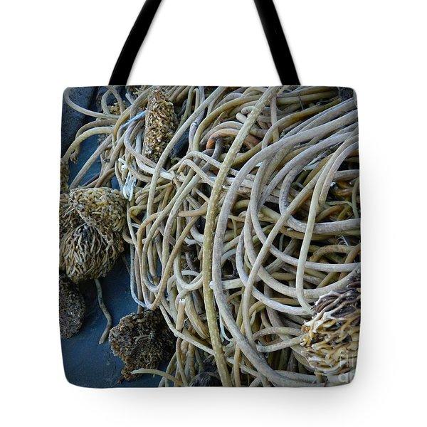 Tangles Of Seaweed 2 Tote Bag
