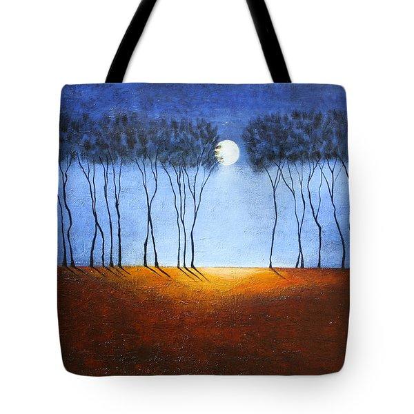 Tanglewood 2 Tote Bag