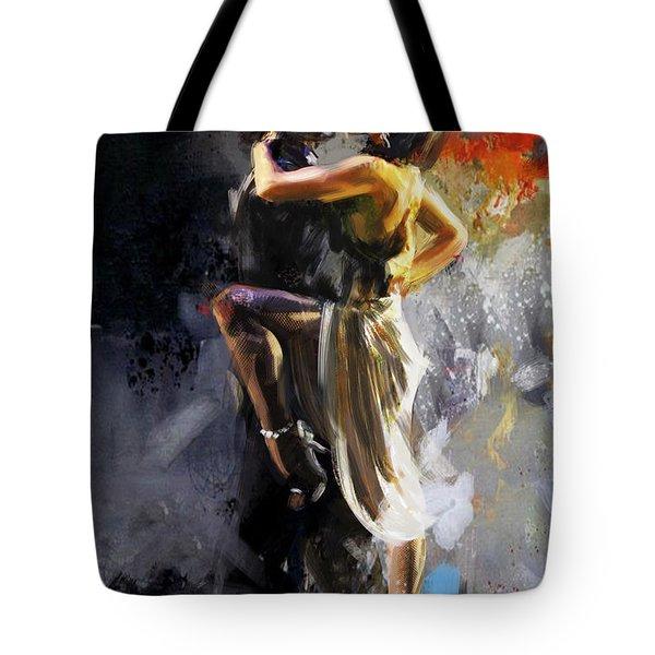 Tango - 3 Tote Bag