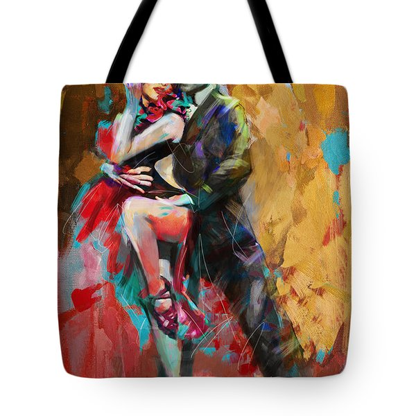 Tango 5b Tote Bag