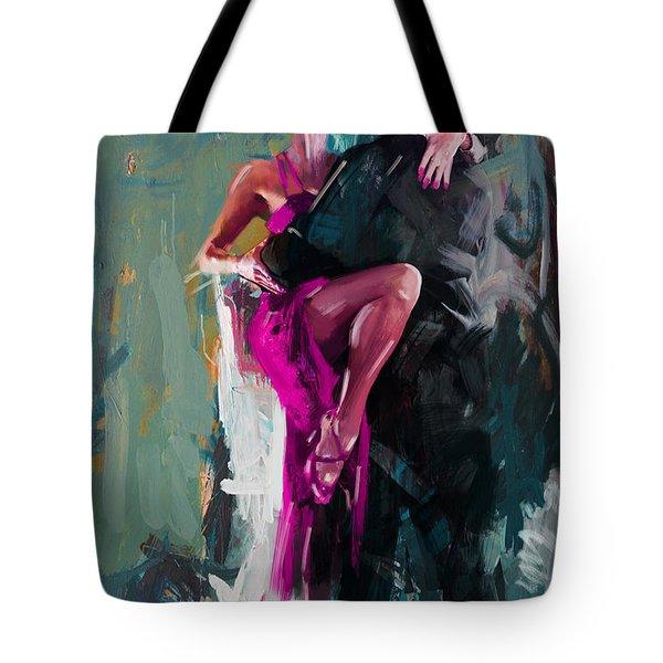 Tango 6 Tote Bag