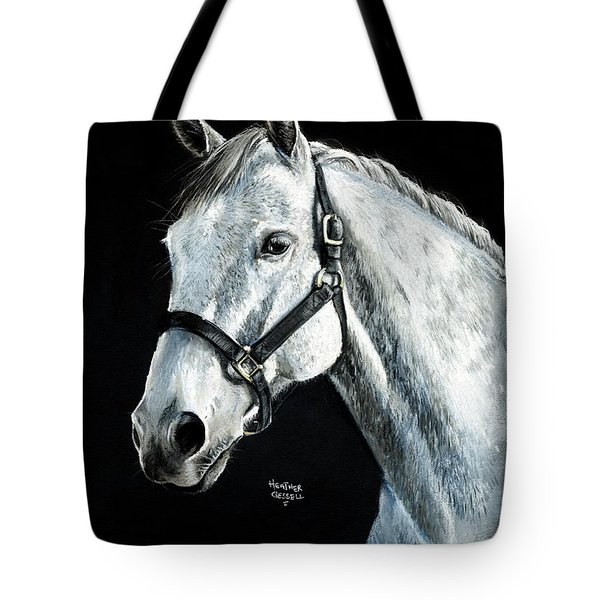 Tango Tote Bag by Heather Gessell