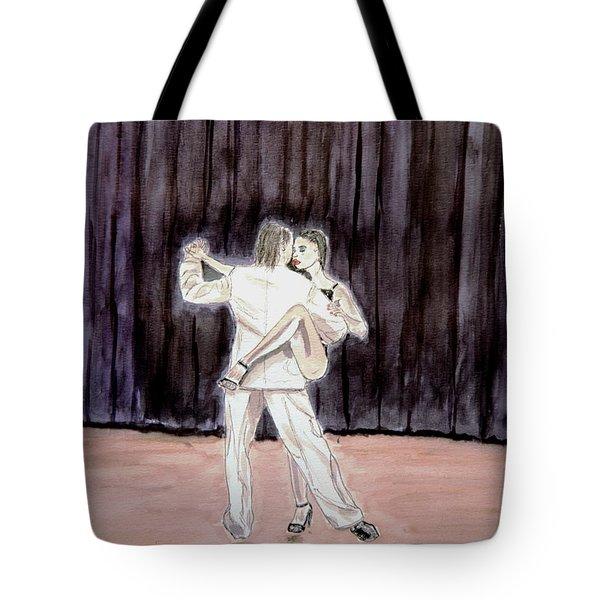 Tango Passion. Tote Bag