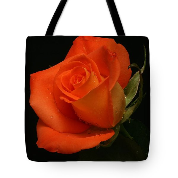 Tote Bag featuring the photograph Tangy by Doug Norkum