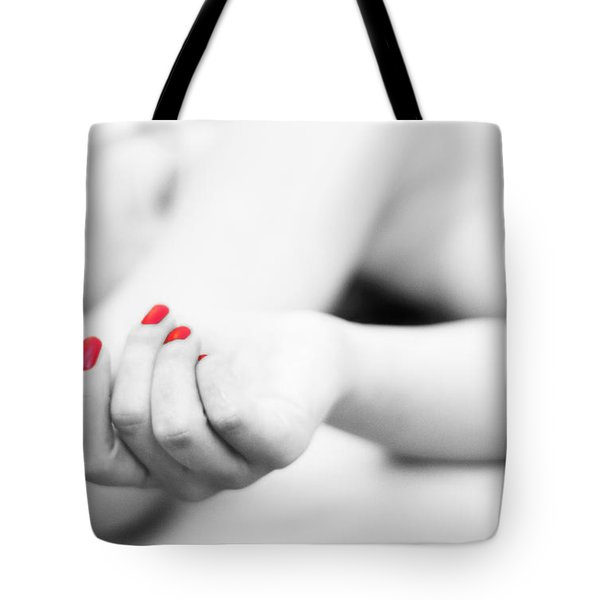 Tania Tote Bag by Stelios Kleanthous