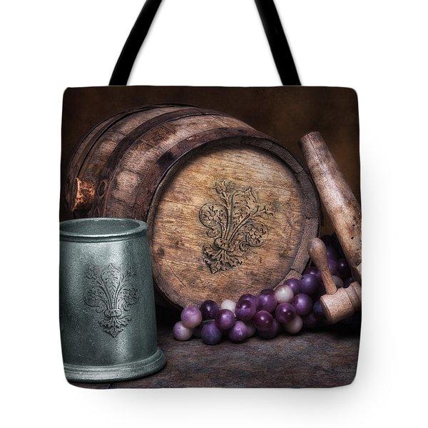 Tankard Of Drink Still Life Tote Bag