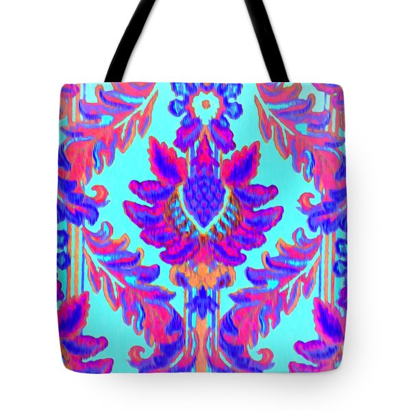 Tapestry Tote Bag by Bill Cannon