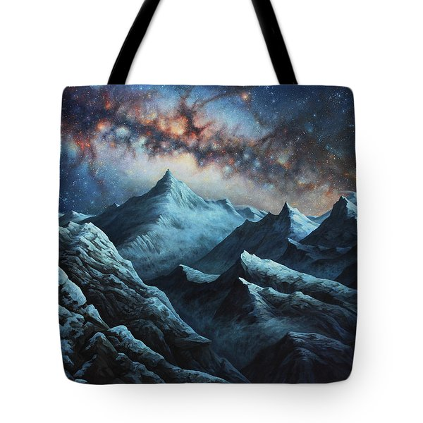 Tapestry Of Time Tote Bag