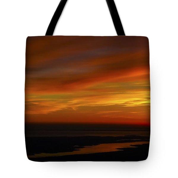 Rappahannock Sunrise II Tote Bag