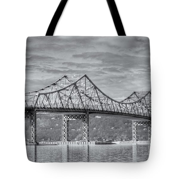 Tappan Zee Bridge Iv Tote Bag